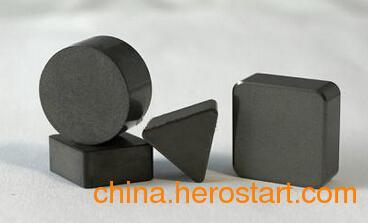 供应加工淬硬钢选择华菱立方氮化硼刀具BN-S20等牌号