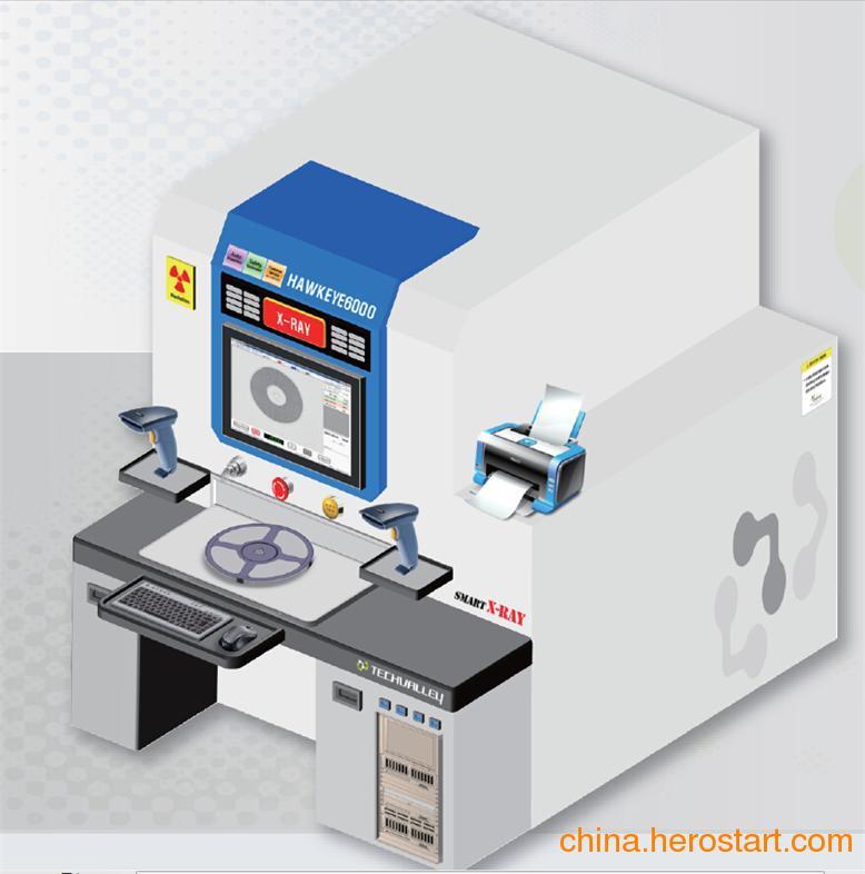 供应X-ray芯片插件计数器 HAWKEYE 6000H