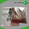 供应挂衣袋 透明防尘袋 服装包装袋 PE袋 东莞厂家塑料袋定制