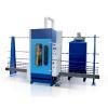 供应佛山古德GDPS16/20/25全自动数控PLC玻璃喷砂机