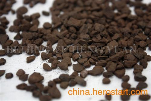 供应山东锰砂、水处理除铁就用锰砂(图)、钰恒源净水