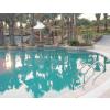 供应泳池设备普通机械水处理设备暖通设备水泵、照明设备;家用电器安装;从事建筑相关业务