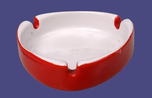 礼品杯热变色陶瓷广告礼品杯烟灰缸