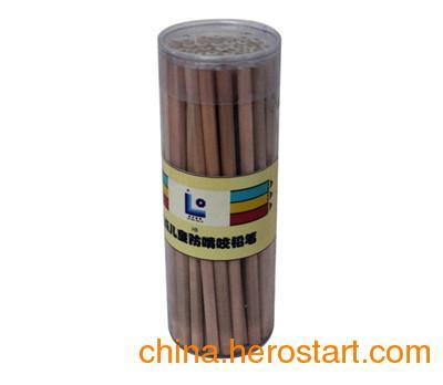 供应环保铅笔,咬铅笔,天津蓝点文具