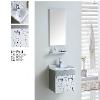 新蓝卫浴不锈钢浴室柜_价格合理的不锈钢浴室柜 上等潮州不锈钢浴室柜feflaewafe