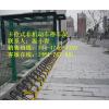 供应螺旋式非机动车停车架有没有特定的规格报价