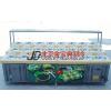 供应北京金币宝典阶梯式酱菜柜,超市酱菜柜