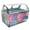 供应食物在冷藏展示柜保鲜的三种方法