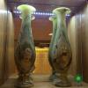 供应天然玉石工艺品花瓶摆饰