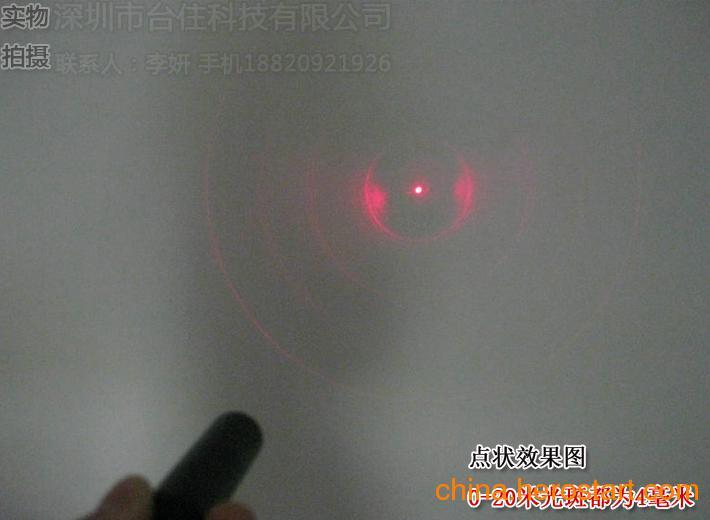 供应工业级点状定位灯 超小圆点镭射灯 点状激光模组