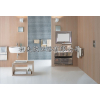 供应无指纹不锈钢卫浴洁具 利美欧定制304不锈钢浴室柜