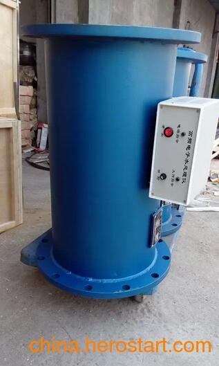 供应胶南 胶州 汶上 泗水电子水处理器