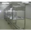 供应2015新型陕西宏实商场不锈钢组装货架易于清洁拆装方便
