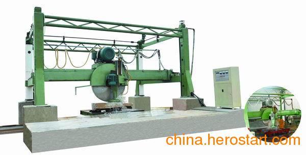 供应大理石双向石材切割机械