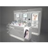 供应化妆品展柜 佛山烤漆化妆品展柜 厂家定制 免费设计