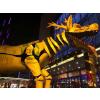 华娱科技巨型电动仿真龙马生产制作 供应展览巡演雕塑龙马生产厂家