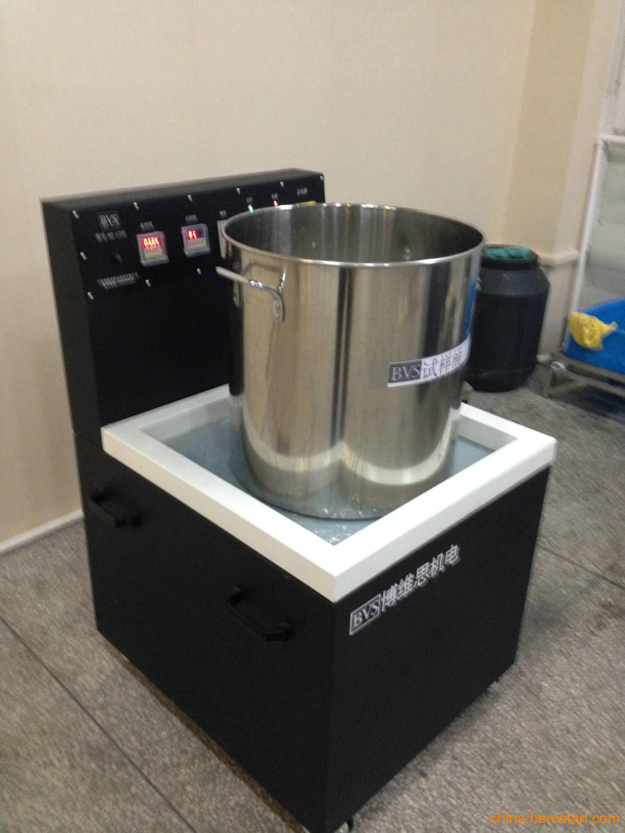 供应杭州磁力抛光机/博思BS-170V高品质抛光设备
