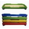 供应幼儿园实木床、太阳幼教、幼儿园塑料床价格实木床