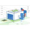 供应机械回收式喷砂房