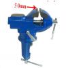 供应拉磁环电感专用台钳 配胶垫 保护垫
