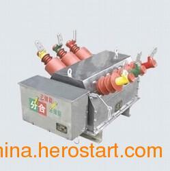 供应ZW6-12T/1250户外柱上高压真空断路器重庆优质品牌