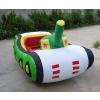 供应河南气模玩具车 甘肃充气电瓶车 湖北儿童充气玩具车