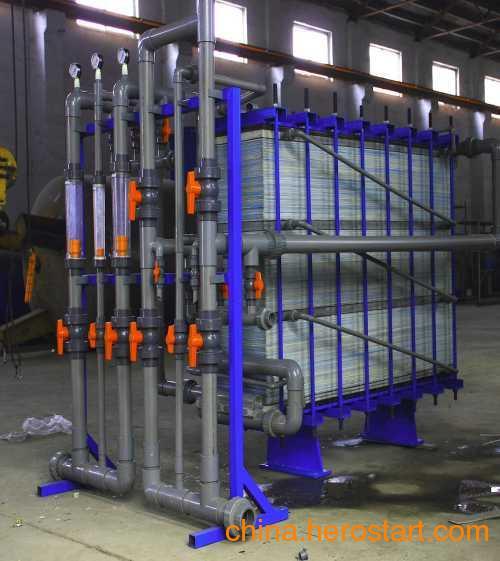 供应山东20T电渗析设备厂家