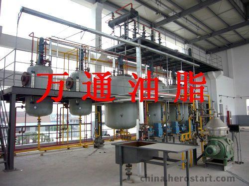 供应米糠油设备