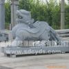 供应动物石雕 石雕貔貅【图】石貔貅厂家