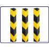 捷路安科技供应邵阳护墙角效果图|常德橡胶护墙角厂家|安全性能供应商护墙角