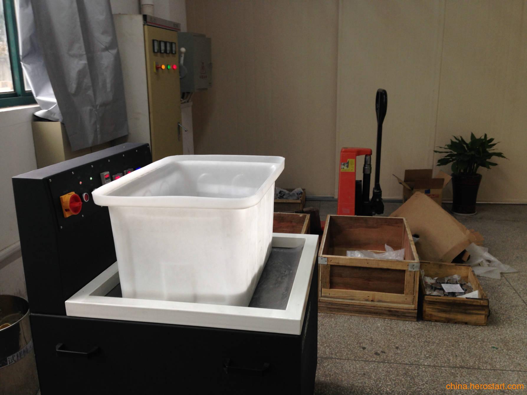 供应磁力抛光机厂家/浙江博思BS-180V高品质磁力研磨机