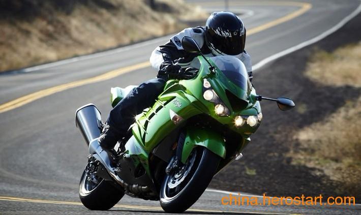 川崎 摩托车/供应川崎ZZR1400摩托车 川崎摩托车公路跑车小霸王图片大出清