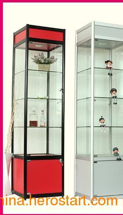 广州公司展厅展示柜供应,广州玻璃展示柜批发厂家