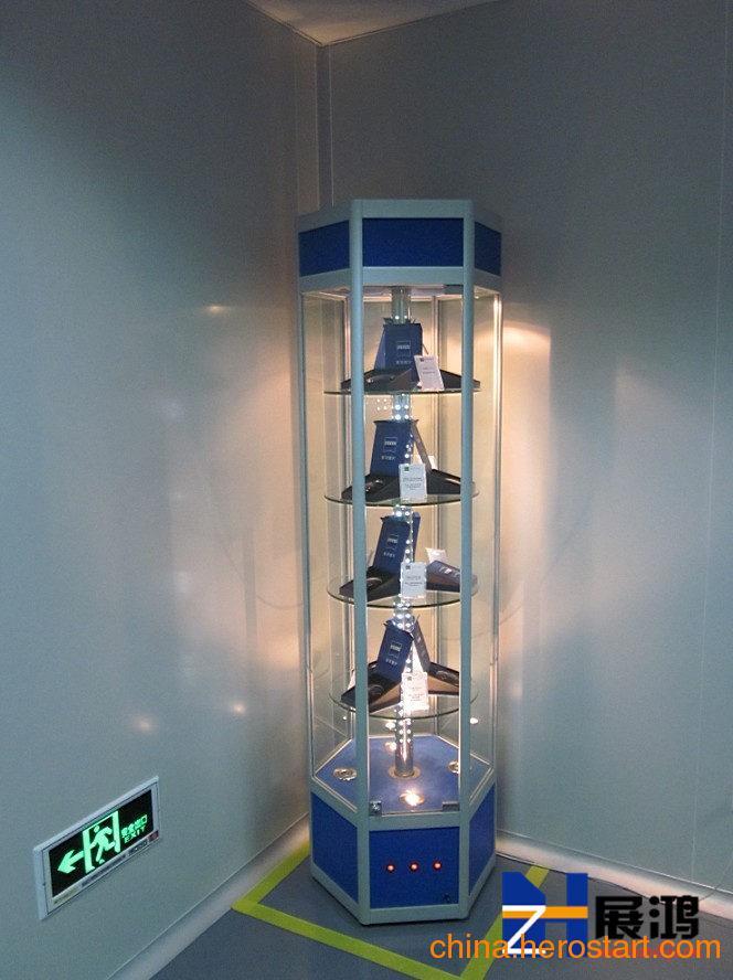 供应广州海珠展示柜制作厂商_展示柜价格_广州铝合金展示柜