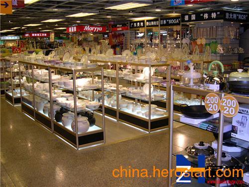供应精品展示架价格,彩铝展示架,广东广州供应展示架