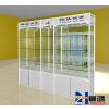 供应精品展示柜订购 钛合金展柜 玻璃展柜 化妆品展示柜