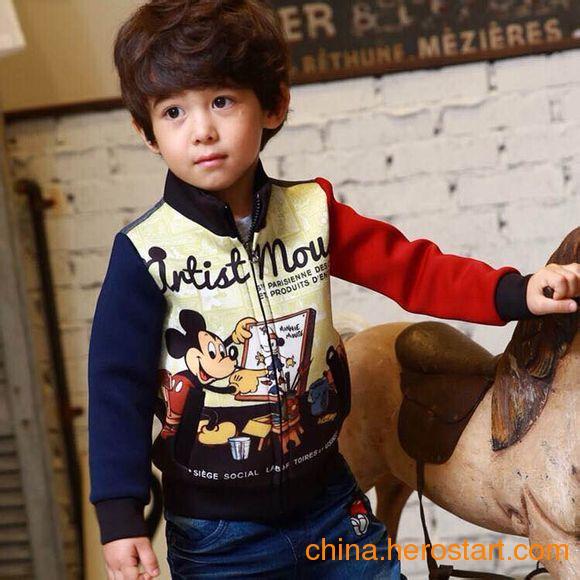 供应广州的纯童装服饰货源批发加盟