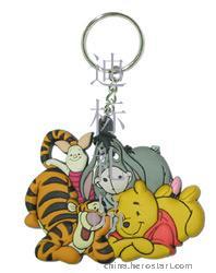 供应钥匙扣,PVC钥匙扣,钥匙扣吊饰,
