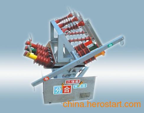 供应四川厂家成本价销售ZW6-12/630-20户外高压真空断路器