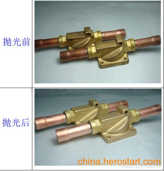 供应浙江磁力抛光机/BS-180V高品质研磨设备
