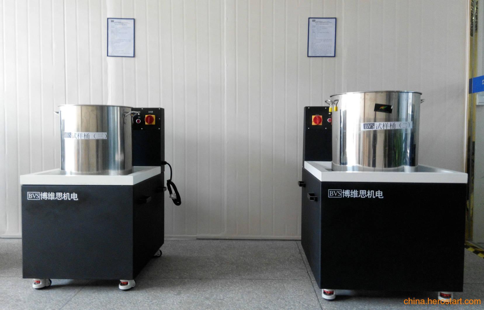 供应抛光去毛刺设备/BS-150高品质磁力研磨机