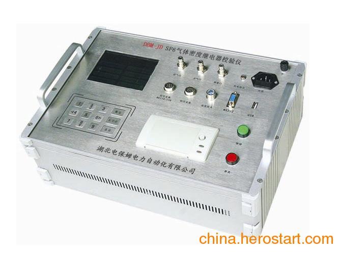 供应DBM-JD型SF6气体密度继电器校验仪