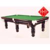 供应星牌标准美式台球桌 豪华家用黑8台球桌
