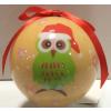 供应直径6CM泡沫圣诞球圣诞树装饰品挂件圣诞礼物