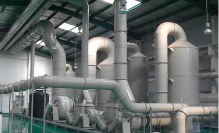 供应废气净化塔,东废气洗涤塔,酸碱废气洗涤塔