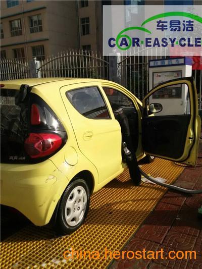 供应自助洗车机如此之大的市场