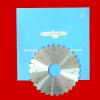 供应460*2.7*50*60T铁管铁棒高速耐用切割锯片金属陶瓷锯片