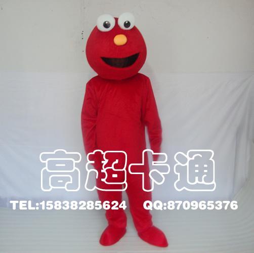 供应郑州高超卡通服装有限公司 卡通服装唐老鸭卡通人偶