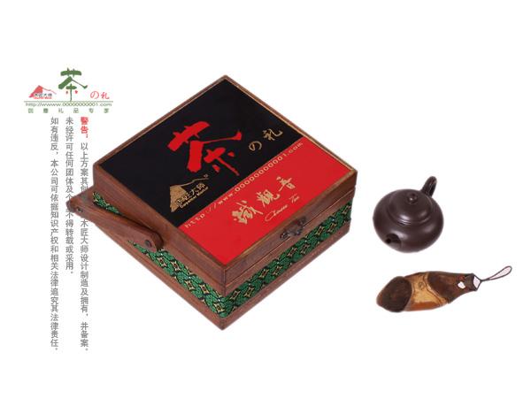 供应木制茶叶盒