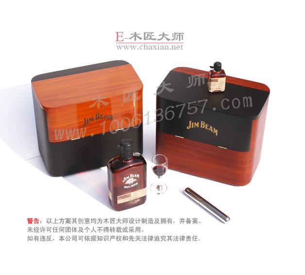 供应钢琴漆木盒酒盒